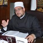 وزير الأوقاف :   إضافة المجلس العلمي إلى أنشطة  المجلس الأعلى للشئون الإسلامية