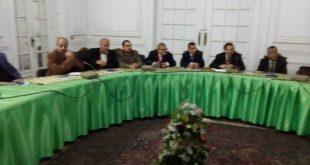 لجنة الإعلام بالمجلس الأعلى للشئون الإسلامية  تناقش الاستعدادات لتنظيم المسابقة العالمية  السابعة والعشرين للقرآن الكريم